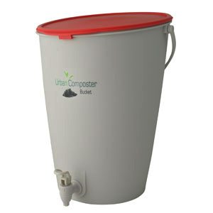 Urban Composter™ Bucket - Kitchen Compost Bin