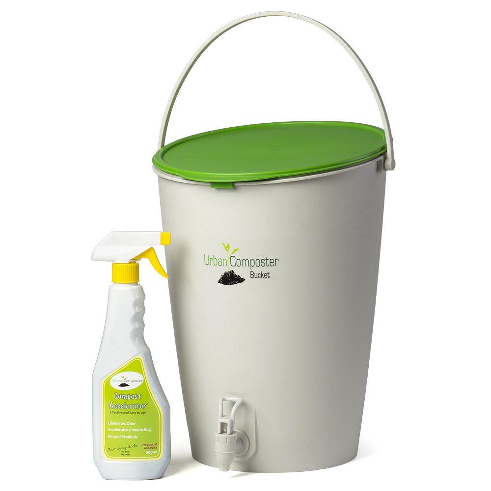 Kitchen Composting: Urban Composter™ Bucket